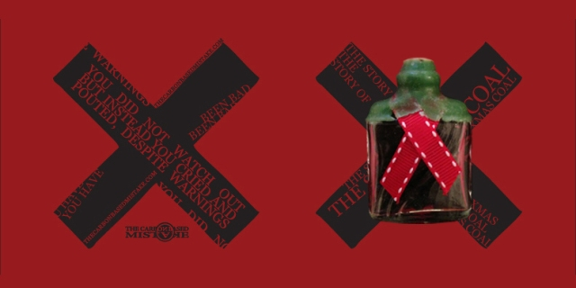 the story of x-mas coal [limited edition]