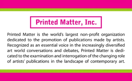 printed matter [feature image]