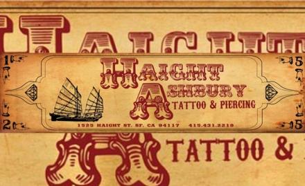 Haight Ashbury Tattoo