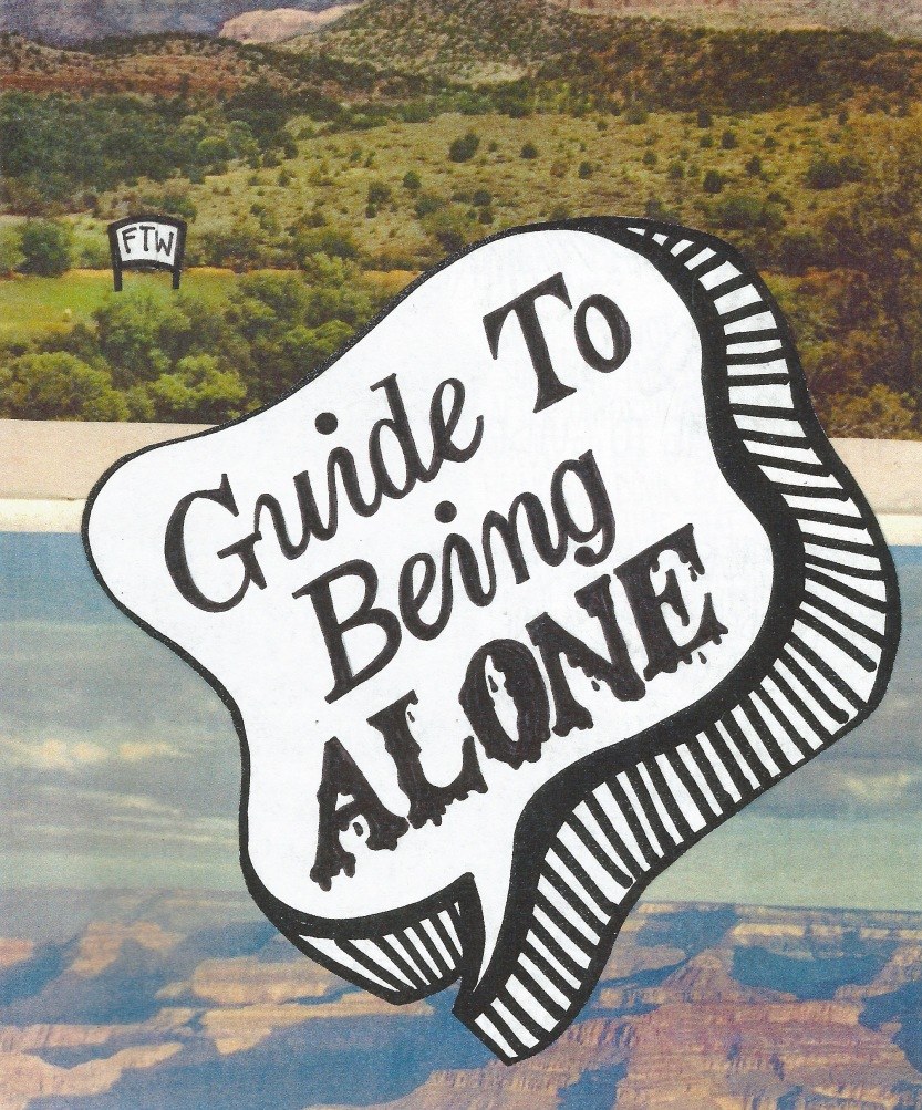 Guide to Being Alone © Julia Arrendondo – viceversapress.com