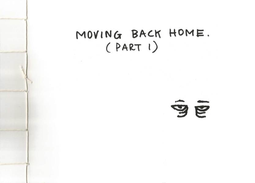 Moving Back Home © Julia Arrendondo – viceversapress.com